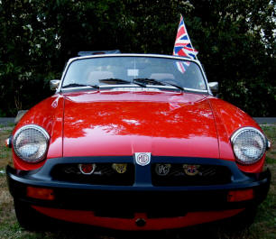 1979 MGB with Overdrive!